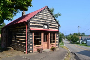Log cabin - Mt Pleasant